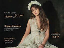 Ileana D'Cruz on the cover of Wedding Affair, Jun-Jul 2019