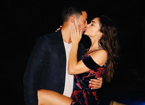Woah! Amy Jackson wishes fiancé George Panayiotou on his first Father's Day with these romantic photos