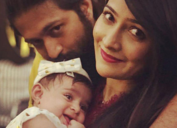 WATCH: Here's the FIRST video of KGF star Yash and Radhika Pandit's daughter