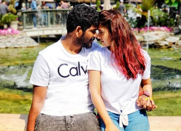Much-in-love couple Nayanthara and Vignesh Shivan are enjoying their time off in Greece