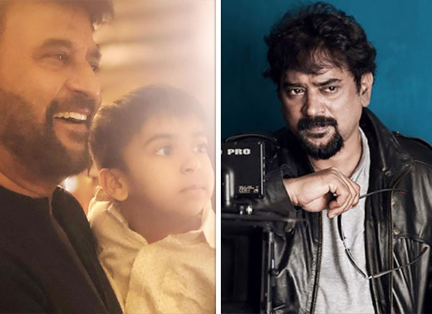 AWW! Rajinikanth turning the perfect grandfather for his grandson Ved in this Santosh Sivan photoshoot is oh-so-cute!