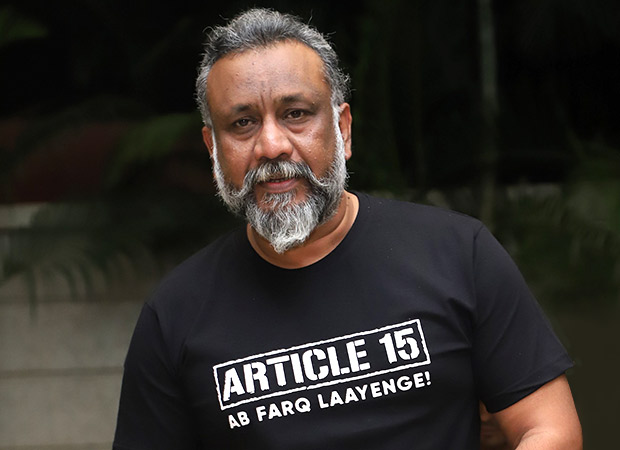 """""""They've threatened to cut my neck & tongue"""" says Article 15 director Anubhav Sinha"""