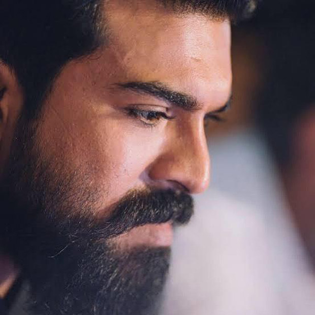 RRR actor Ram Charan marks his grand Instagram debut
