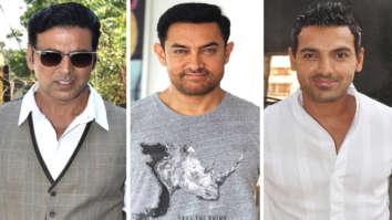 Akshay Kumar gives Aamir Khan a dose of John Abraham's medicine