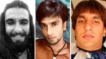 All hail the selfie king, Ranveer Singh as he shows off his skills and shares pictures from almost every single role he has played so far!