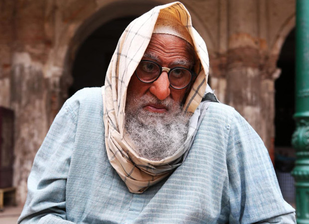 Amitabh Bachchan reveals how the use of prosthetics becomes tiring for actors