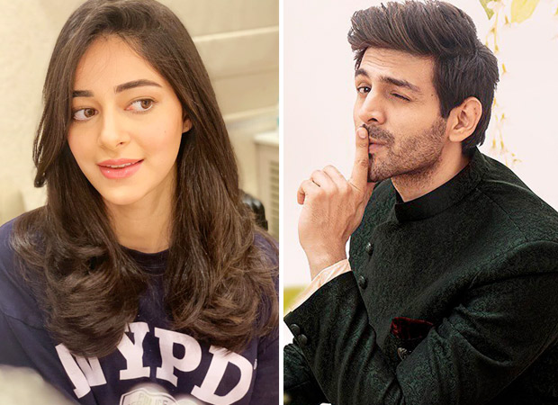 Ananya Panday and Kartik Aaryan might be seen together on screen once again, with Bhool Bhulaiyaa 2!