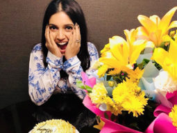 Bhumi Pednekar celebrates her birthday with smiles, love, and flowers!