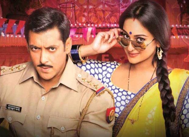 Dabangg 3: Sonakshi Sinha SPILLS THE BEANS on Salman Khan starring as Chulbul Pandey in his 20s