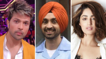 EXCLUSIVE: Himesh Reshammiya to compose music for Diljit Dosanjh and Yami Gautam's romantic comedy
