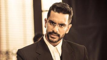 FIRST LOOK: Angad Bedi to play the role of Karl Jamshedji Khandalavala in Ekta Kapoor's, The Verdict