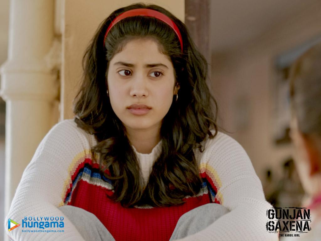 Gunjan Saxena – The Kargil Girl