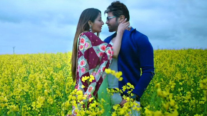 Happy Hardy And Heer: Heeriye Official Song| Himesh Reshammiya, Arijit  Singh, Shreya Ghoshal