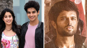 Ishaan Khatter to romance Janhvi Kapoor in Vijay Deverakonda's Hindi remake of Dear Comrade