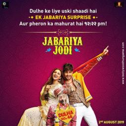 First Look Of Jabariya Jodi