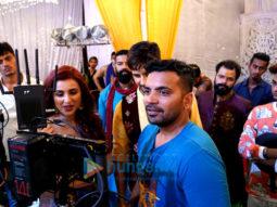 On The Sets Of The Movie Jabariya Jodi