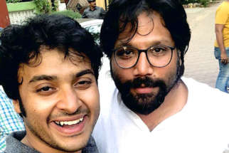 On The Sets From The Movie Kabir Singh