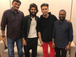 Karan Johar to produce the Hindi remake of the Vijay Deverakonda starrer Dear Comrade!