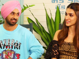 Laugh Riot Diljit & Kriti's Most Hilarious Rapid Fire SRK Hrithik Kartik Sara Deepika Arjun Patiala