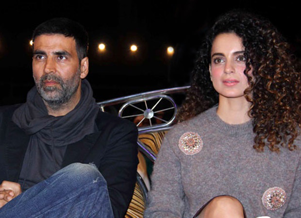 Mission Mangal Trailer Launch: Akshay Kumar RESPONDS to Kangana Ranaut and media controversy