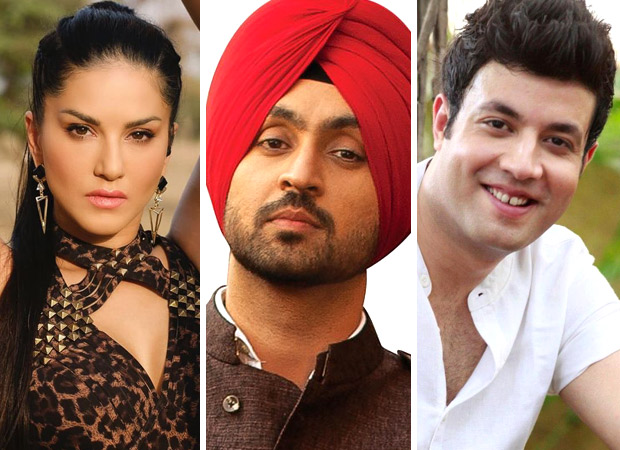 ARJUN PATIALA: When Sunny Leone turned marketing teacher for Diljit Dosanjh and Varun Sharma!