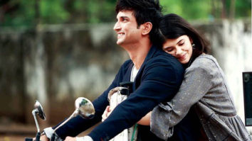 On fifth year anniversary of The Fault In Our Stars, Sushant Singh Rajput and Sanjana Sanghi share a romantic glimpse from the remake, Dil Bechara