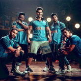 PHOTO ALERT Varun Dhawan and team Street Dancer 3D don Indian jerseys to support Team India during ICC World Cup 2019