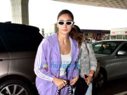 Photos: Alia Bhatt, Aditya Roy Kapur and others snapped at the airport