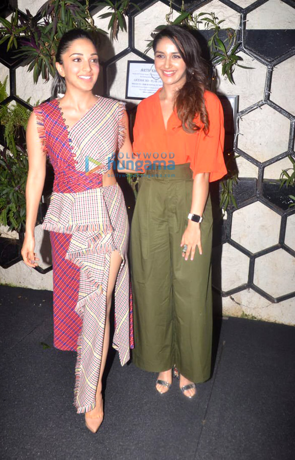 Photos Celebs grace the success party of Shahid Kapoor and Kiara Advani's Kabir Singh3