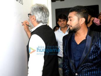 Photos: Sanjay Leela Bhansali graces the launch of 'B YOU' Academy