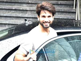 Photos: Shahid Kapoor snapped at the gym in Juhu