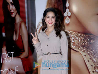 Photos: Sunny Leone graces the launch of the India Licensing Expo