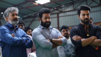 RRR: This introduction song of Ram Charan and Junior NTR from Rajamouli's film is super expensive [Read On]