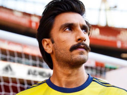 Ranveer Singh reveals the HOME and AWAY kits for Arsenal Football Club by Adidas and they look absolutely LIT!