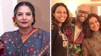 Shabana Azmi gives a positive nod to Swara Bhaskar and Divya Dutt's LGBTQ film, Sheer Qorma