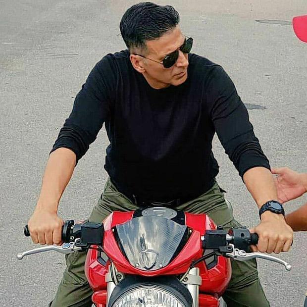 Sooryavanshi: Akshay Kumar shares glimpses of DEADLY STUNTS he performed for Rohit Shetty's film in Bangkok (video)