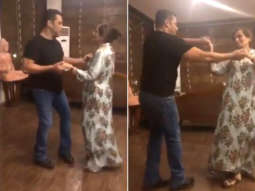VIDEO Salman Khan dancing with his mom Salma Khan is all things love
