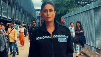 VIDEOS: Kareena Kapoor Khan is killing it as she gears up for her cop role in Angrezi Medium