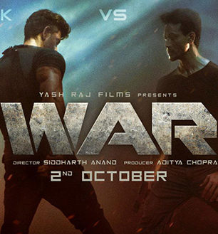 First Look Of The Movie War