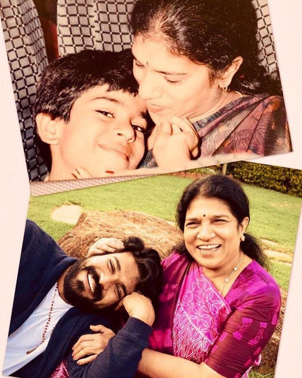 Ram Charan dedicates his new Instagram post to his mother and it is heart-warming indeed!