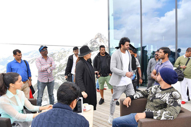 SAAHO: Prabhas CONFESSES that this is one of the best shooting experiences he ever had! [Read On]