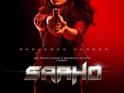 """It almost seemed like it's an extension of my hand"" - says Shraddha Kapoor on holding a gun in Saaho for first time"