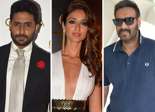 Abhishek Bachchan and Ileana D'Cruz to star in Ajay Devgn's production