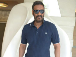 Ajay Devgn preps for football legend's role