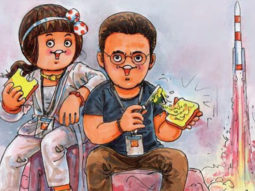 Amul does it once again as they share a quirky topical as a tribute to Mission Mangal!