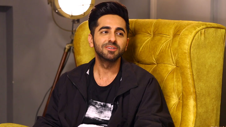 """Ayushmann on Dream Girl """"It is my MOST Commercial Film"""" Nushrat Article 15 National Award"""