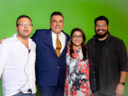 Boman Irani collaborates with his sons under his home production