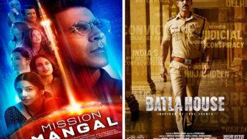 Box Office Mission Mangal takes a lead over Batla House at advance booking; all set for a 20+ cr opening
