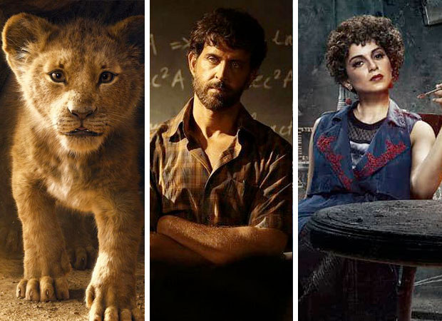 Box Office: The Lion King is good, Super 30 is unstoppable, Judgementall Hai Kya slows down