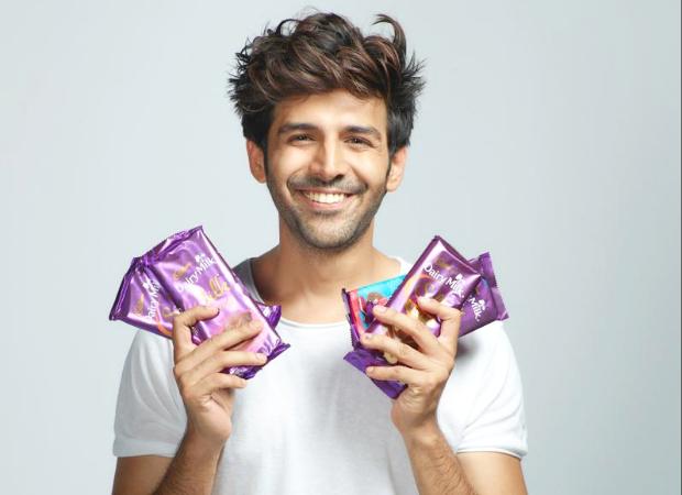 Cadbury Dairymilk Silk ropes in Kartik Aaryan as their new brand ambassador